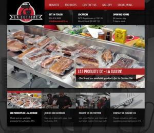la-cuisine-web-design